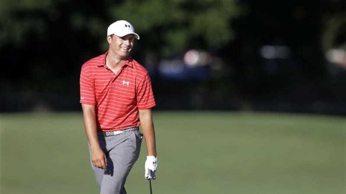 Spieth loses top ranking after missing cut