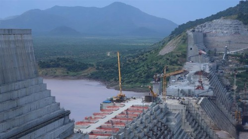 Egypt accepts US invitation for meeting over Ethiopia dam dispute