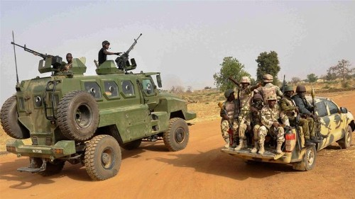 Nigeria army lifts ban on UNICEF amid spying allegations