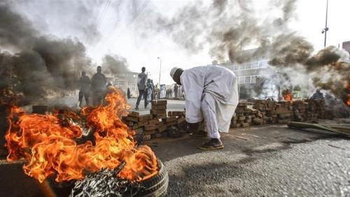 Sudan's muted massacre