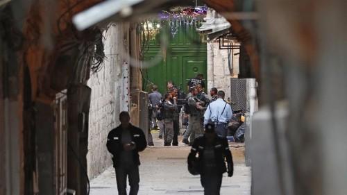 Palestinian killed by Israeli police after Jerusalem knife attack