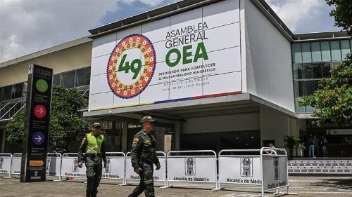 OAS says Venezuela is the region's top priority