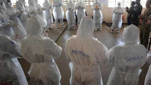 Asia 'not doing enough' to fight Ebola