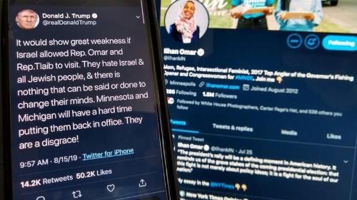 Critics say Twitter treats hate speech as being 'public interest'