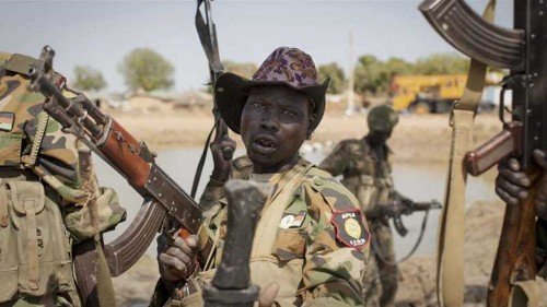 AU report finds forced cannibalism and rape in S Sudan