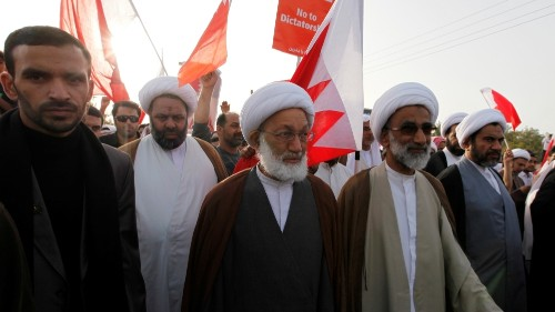 Bahrain strips Sheikh Isa Qassim of nationality