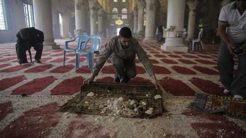 Israel reassures Jordan amid al-Aqsa tension