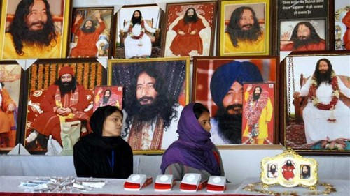 Indian court allows dead guru to 'meditate'