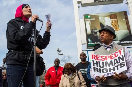 Linda Sarsour: New Generation of Muslim Activists