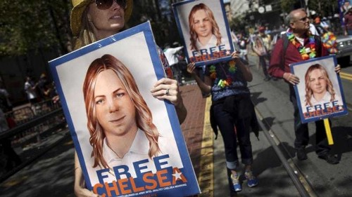 US appeals court denies Chelsea Manning's bail request