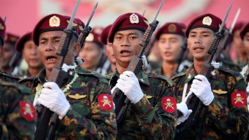 UN warns telecom blackout cover for Myanmar military abuses