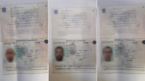 Armed men crossing from Libya alleged to be French spies
