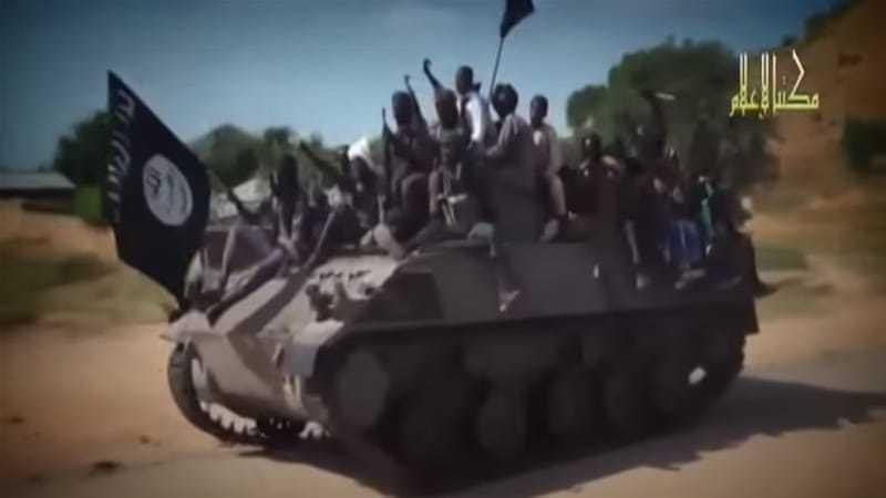 Boko Haram - Magazine cover