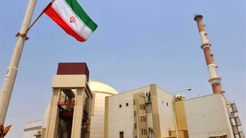 Iran 'a lot to do' to finish nuclear reactor