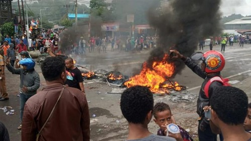 Indonesia deploys troops to West Papua region as protests spread
