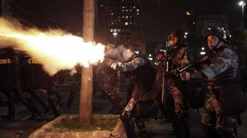 Brazil bus fare protests turn violent