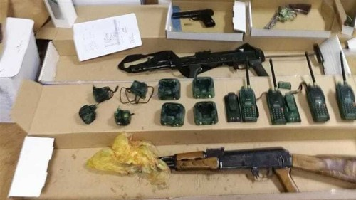 Bahrain 'uncovers terrorist cell' plotting attacks