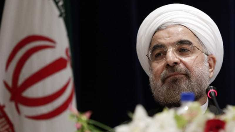 Rouhani says WMD's against Iranian beliefs
