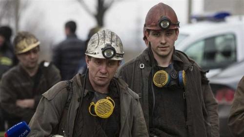 More than 30 feared dead in eastern Ukraine mine blast