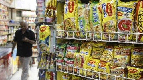 Indian Maggi instant noodles 'unsafe and hazardous'