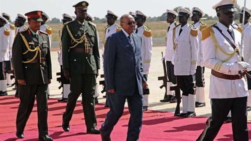 Bashir meets South Sudan leader over Abyei