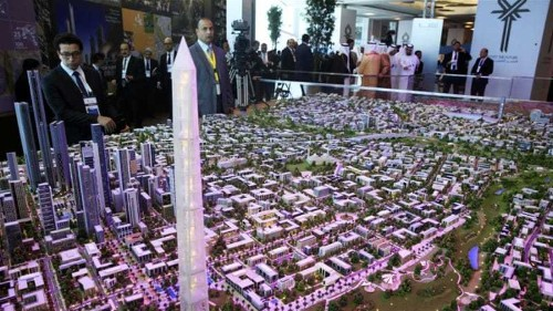 Egypt plans new capital adjacent to Cairo