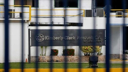 Venezuela takes over suspended Kimberly-Clark factory