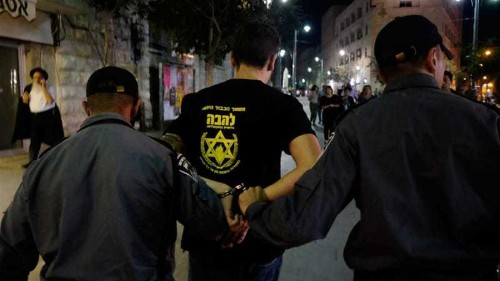Israel's Lehava stirs 'anarchy' in Jerusalem
