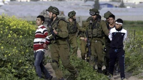 Israel accused of cracking down on lawyers