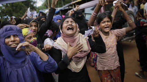 Rohingya women, girls being trafficked to Malaysia for marriage