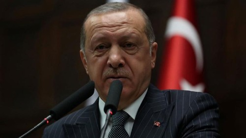 Erdogan: Turkey will not leave Syria until an election is held