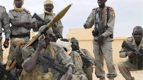 Chadian troops 'kill' al-Qaeda leader in Mali