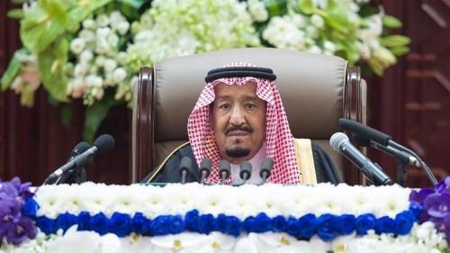 Saudi King Salman silent on Khashoggi in annual Shura address