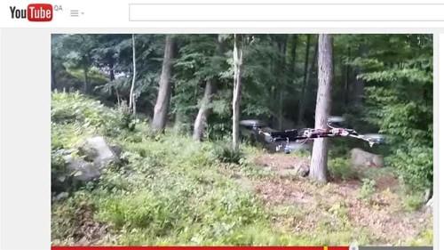 US probes 'gun-firing drone built by teenager'