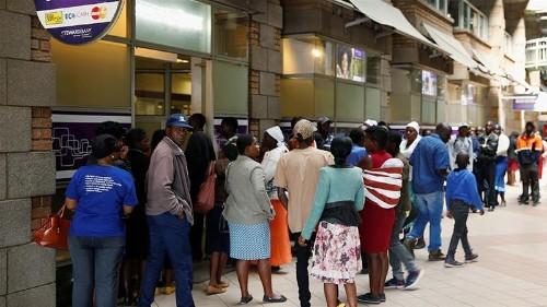 UN envoy: Zimbabwe's economic, political situation deteriorating