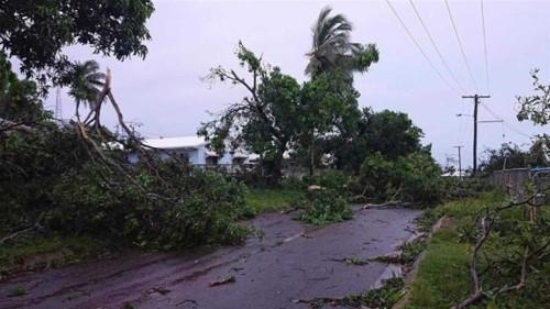 Evacuations on Australian island ahead of Tropical Cyclone Trevor
