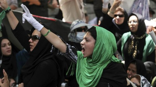 Is Iran on the verge of another revolution?