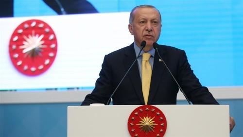Erdogan calls for fight on Islamophobia like anti-Semitism