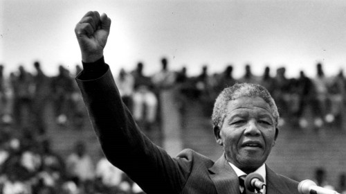 In Pictures: 30 years since Nelson Mandela became a free man