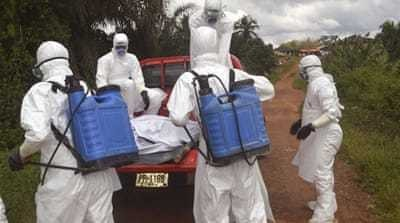 Doctors in Liberia test new Ebola vaccine