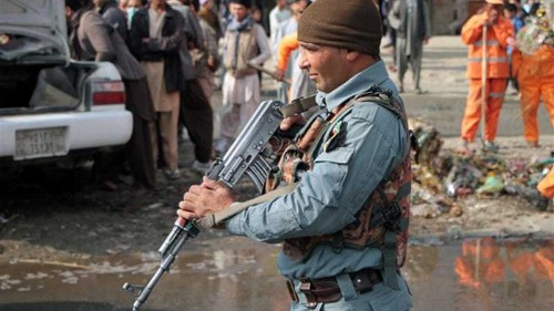 Afghan official and guard killed in ambush