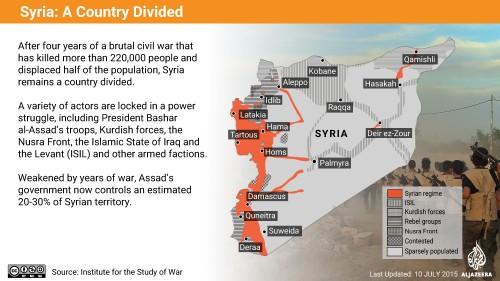 Syria's Assad admits army struggling for manpower