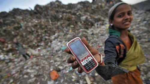 India: Banning women from owning mobile phones