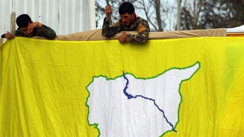 Who are the Syrian Democratic Forces?
