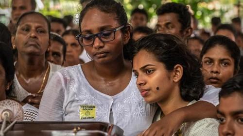 Sri Lanka attacks 'retaliation for Christchurch': Minister