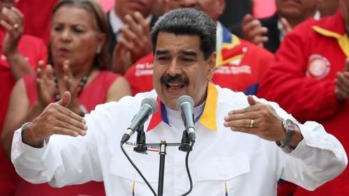 Venezuela pro-government legislators return to congress: Maduro