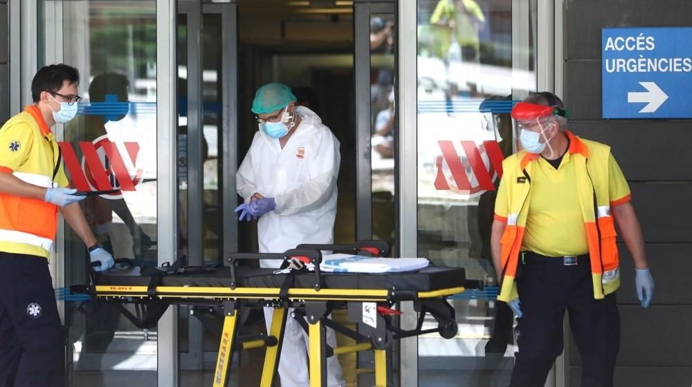 Lockdowns return in Catalonia as coronavirus cases surge: Live