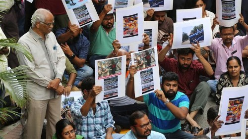 India: Anti-Vedanta protesters seek justice year after 13 killed