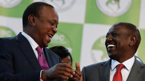 Dynasties vs hustlers in Kenya