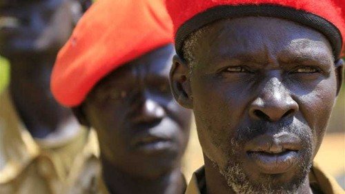 Mediators meet South Sudan's rebel leader